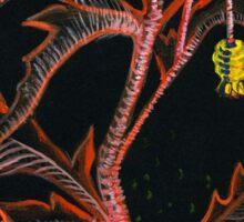 Wild Plant Sticker