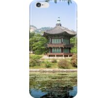 Gyeongbokgung, Palace District in Seoul, South Korea iPhone Case/Skin