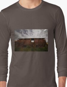 Time rolls by Long Sleeve T-Shirt