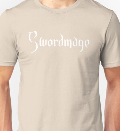 Swordmage Unisex T-Shirt