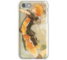 Haikyuu!! Spike iPhone Case/Skin