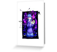 Mirror Marcy Greeting Card