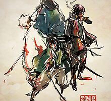 Gintama - Joui Monogatari by banafria
