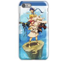 Magi - Zagan Group iPhone Case/Skin