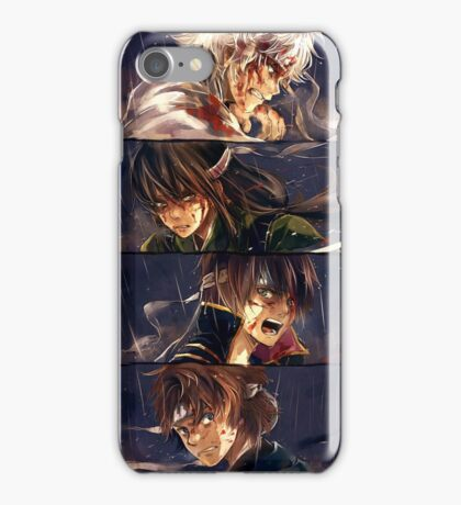 Gintama - Shura iPhone Case/Skin