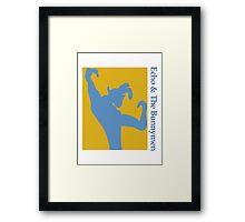 Echo & The Bunnymen Framed Print