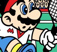 Gameboy Tennis Sticker