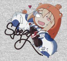 Sleepy Umaru-chan One Piece - Long Sleeve