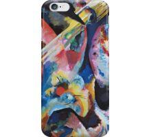 Kandinsky - Improvisation Deluge 1913  iPhone Case/Skin
