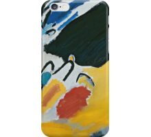 Kandinsky - Impression Iii (Concert) 1911  iPhone Case/Skin