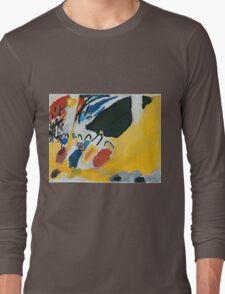 Kandinsky - Impression Iii (Concert) 1911  Long Sleeve T-Shirt