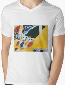Kandinsky - Impression Iii (Concert) 1911  Mens V-Neck T-Shirt