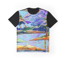 Gelly Roll Mountain Graphic T-Shirt