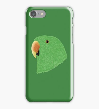 Eclectus [Male] Parrot iPhone Case/Skin