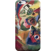 Kandinsky - Fragment 2 For Composition Vii iPhone Case/Skin