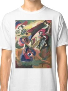 Kandinsky - Fragment 2 For Composition Vii Classic T-Shirt