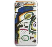 Kandinsky - Fragment I For Composition Vii (Center) iPhone Case/Skin