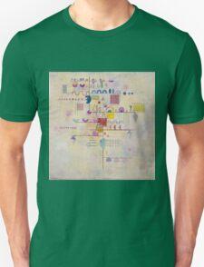 Kandinsky - Graceful Ascent Unisex T-Shirt