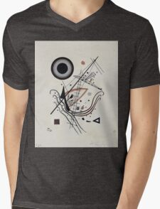 Kandinsky - Blue 1922  Mens V-Neck T-Shirt