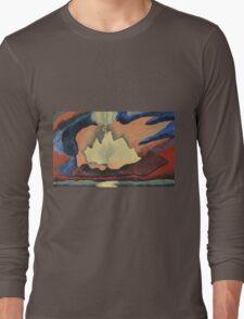 Kandinsky - Thunder Shower Long Sleeve T-Shirt
