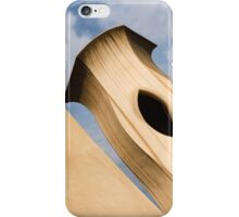 Whimsical Chimneys - Antoni Gaudi's Smooth Shapes and Willowy Curves - Left iPhone Case/Skin
