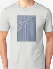 The Unraveling of Paisley Lace Unisex T-Shirt
