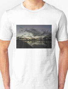 Hawaiian Twilight - Dreaming of Long Tropical Evenings Unisex T-Shirt