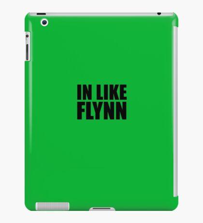 In like flynn 2 iPad Case/Skin