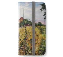 Whipps Cross Road (limited edition) iPhone Wallet/Case/Skin