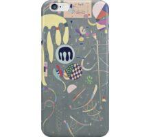 Kandinsky - Various Actions iPhone Case/Skin