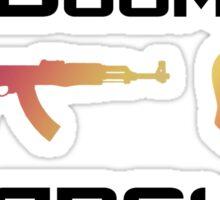 CSGO: BOOM HEADSHOT  Sticker