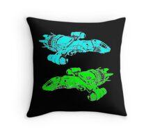 Firefly class Serenity Hippy Pillow Throw Pillow
