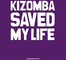 Kizomba Saved my Life Women's Fitted Scoop T-Shirt