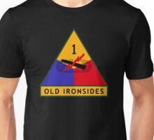 1st Armored Division (United States) Unisex T-Shirt