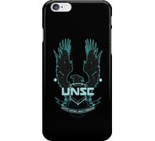Halo 4 UNSC logo iPhone Case/Skin