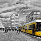 Berlin Alkexanderplatz II by Jo-PinX