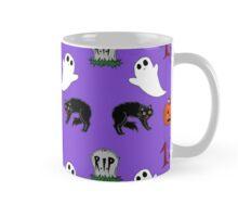 Spooky purple Mug