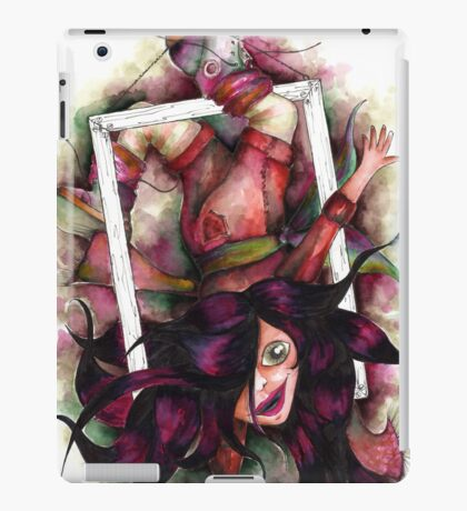 Viola up site down... iPad Case/Skin