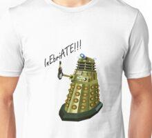 Drunk Dalek Unisex T-Shirt