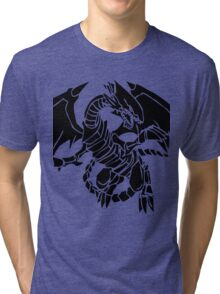 Blue Eyes Tri-blend T-Shirt