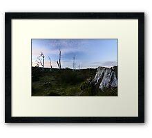 Middlesex Plains Framed Print