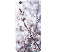 Hill blossoms iPhone Case/Skin