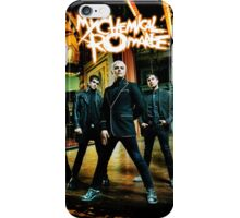 my chemicals romance 2016 personil iPhone Case/Skin