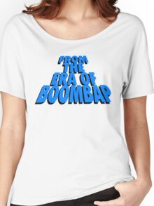 For the Era of Boombap Women's Relaxed Fit T-Shirt