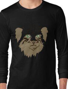 Pallas Cat (Manul) Long Sleeve T-Shirt