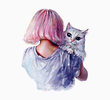 Pink Cuddles Unisex T-Shirt
