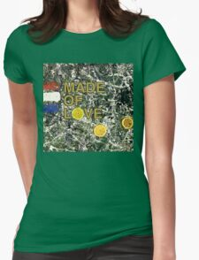Stone Roses Made Of Stone Womens Fitted T-Shirt