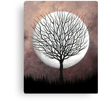 Mother Moon Canvas Print
