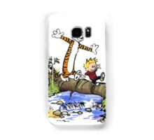 Calvin and Hobbes Adventure Samsung Galaxy Case/Skin
