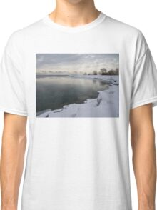 Cold, Gray and Transparent Classic T-Shirt